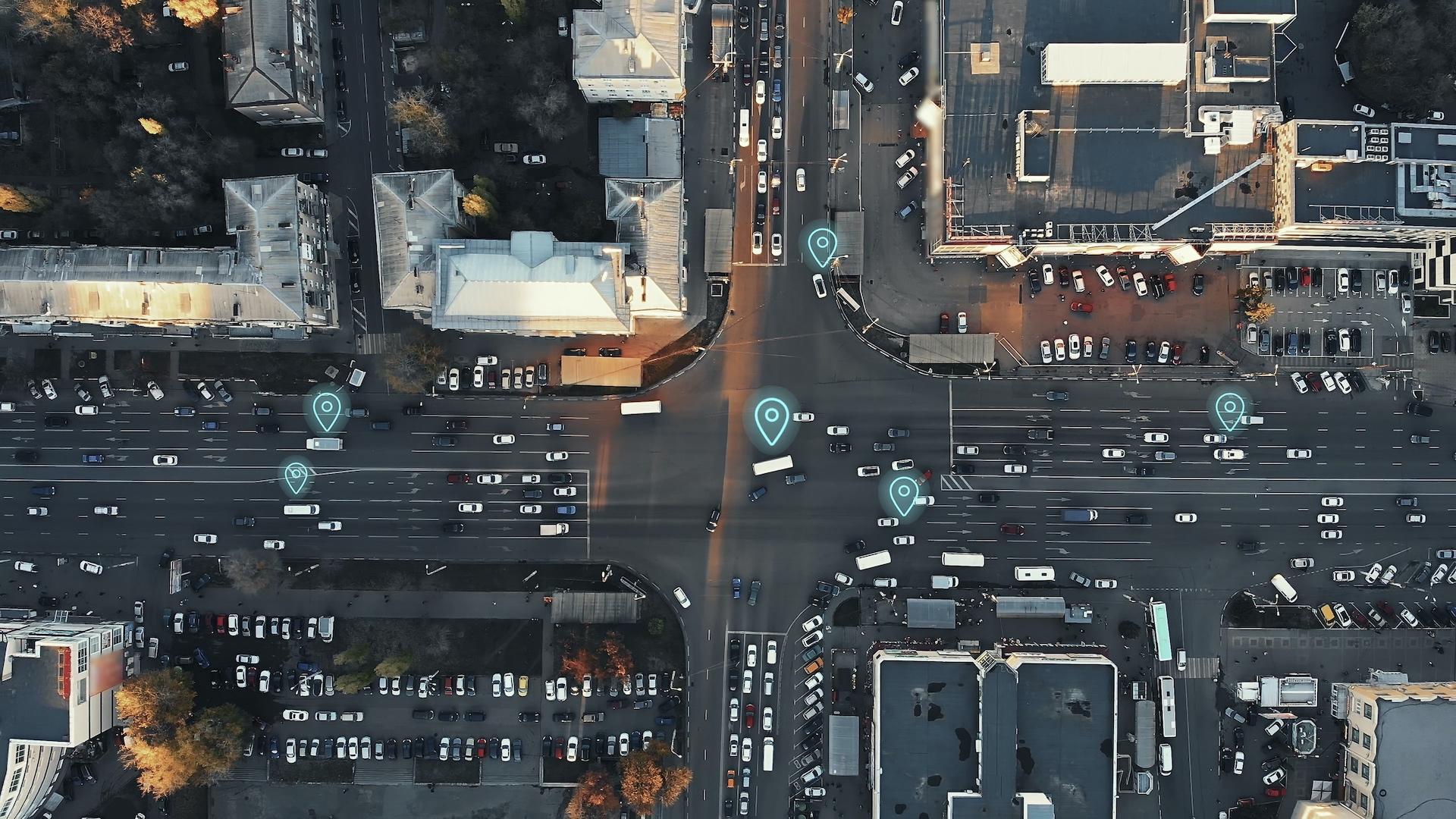Antrag: Intelligente Verkehrssteuerung in Pforzheim